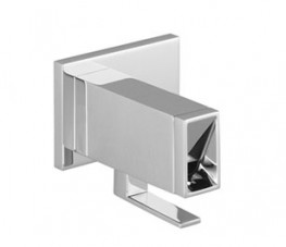 Elemental Spa ITA wall-mounted single-lever basin mixer image