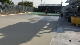Cemflow Exterior Topping - Polymer modified exterior screed image