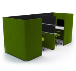 Cubbi - Office Chairs / Seating - Connection Seating