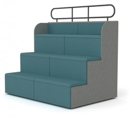 Steps - Educational Seating - Connection Seating