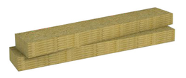 Mineral Wool Lamella image