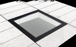 Walk On Rooflights - EOS Rooflights
