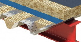 AIM Thermal & Acoustic Profile Trough Infills - Performance Technology