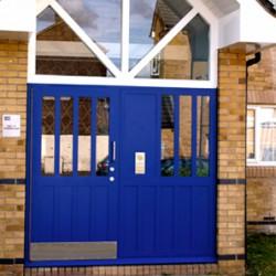 Steel Portcullis Doors and Screens image