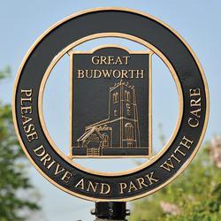 Budworth Finial image