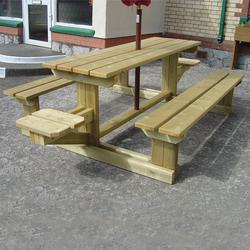 Oakford Picnic Bench image