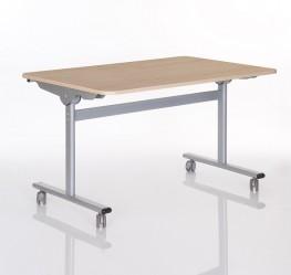 Rectangular tilt top table - British Thornton ESF
