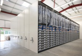 Bruynzeel Storage Systems.Warehouse Storage By Bruynzeel Storage Systems