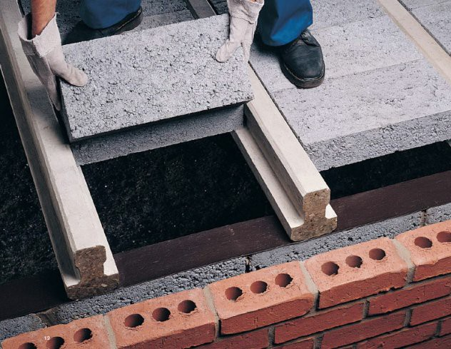 Beam And Block Floor >> Beam And Block By Hanson Building Products