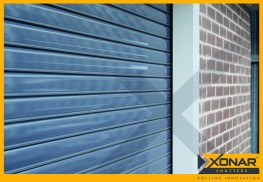 Xonar 964 Security Shutter - LPS 1175 SR4 Certified - Aluminium Security Roller Shutter image