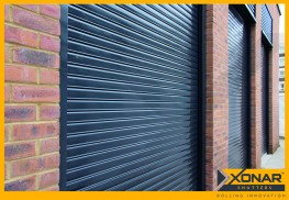 Xonar 943 Security Shutter - LPS 1175 SR3 Certified - Aluminium Security Roller Shutter image