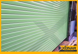 Xonar 842 Security Shutter - LPS 1175 SR2 Certified - Built-In Security Roller Shutter image