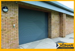 Xonar 843 Security Shutter - LPS 1175 SR3 Certified - Built-In Security Roller Shutter image