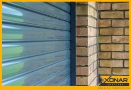Xonar 843 Security Shutter - LPS 1175 SR3 Certified - Built-In Security Roller Shutter - CGT Security