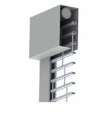 Stackdoor Standard - Stacking Security Shutter image