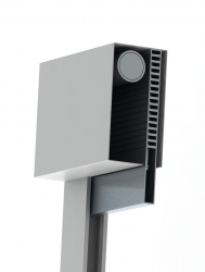 Stackdoor Secure - LPS 1175 Certified - Stacking Security Shutter - CGT Security