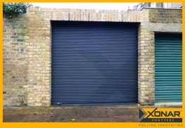 Xonar 610 Roller Shutter - Built-In Security Shutter with Self-Locking Technology image