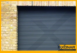 Xonar 610 Roller Shutter - Built-In Security Shutter with Self-Locking Technology - CGT Security