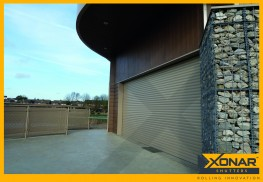 Xonar 630 Roller Shutter - Built-In Security Shutter for Larger Openings image