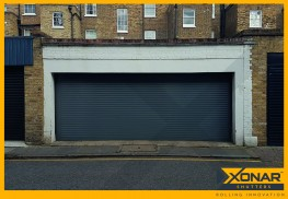 Xonar 640 Roller Shutter - Built-In Security Shutter for Larger Openings - Self-Locking Technology - CGT Security