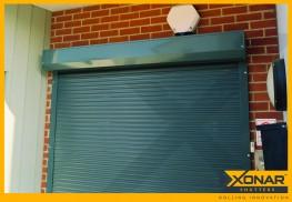 Xonar 700 Roller Shutter - Bolt-On Aluminium Roller Shutter image