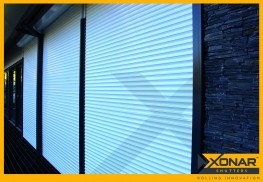 Xonar 710 Roller Shutter - Bolt-On Roller Shutter with Self-Locking Technology image