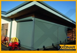 Xonar 730 Roller Shutter - Bolt-On Roller Shutter for Larger Openings image