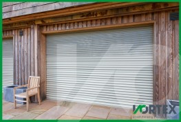 Vortex Built-In - Small-Rolling Built-In Roller Shutter image