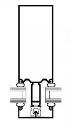 2250 L-R Wall System - Alcoa