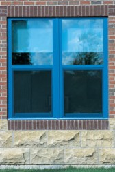 "3-1/4"" (82.6mm) depthArchitectural window (AW)Thermal performanceSingle hung configurationBlast mitigation, hurricane resistance..."