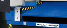 The Crawford DL6020STA Step Autodock is a dock leveller that provides increased efficiency and safety for the docking process. It has a telescopic lip and self supporting frame for easy integration with a building. It is the base of a complete Load house outsi...