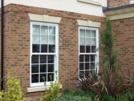Spectus Vertical Sliding Windows - Spectus Window Systems