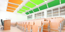 Serenity Cloud - High Performance Sound Absorbing Ceiling Clouds image