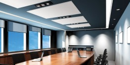 Serenity Quiet - Ecopaint Suspended Acoustic Ceiling Panels image