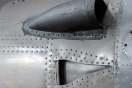 Recycled aircraft aluminium is 100% post-consumer recycled aluminium from unservicable aircraft fuselages, with new techniques these are fully recyclable, unique and this alloy aluminium has a huge bending strength and an extreme lightness. Reusable aircraft p...