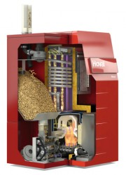 BioLyt (15-36) is setting new standards for cost-effective heating by using wood, a renewable fuel. The combustion equipment is designed to be as efficient as possible, offering up to 98% efficiency and benefiting both the environment and the wallet. The BioLy...