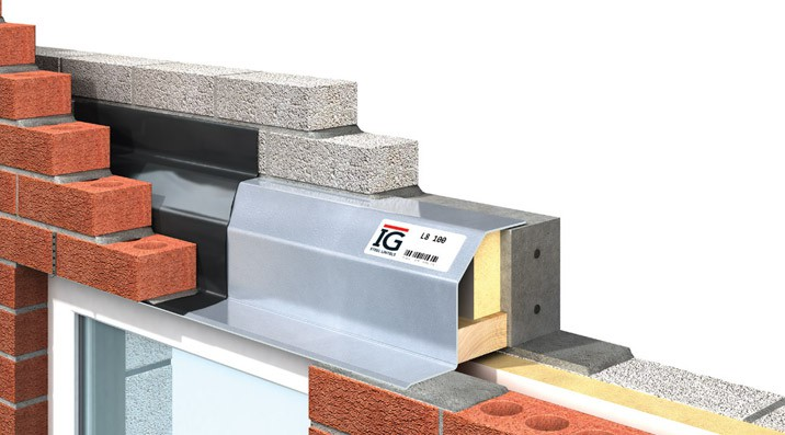 Single Leaf Lintels L8 By Ig Lintels