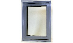 Aluminium Clad Canopy Timber Window image