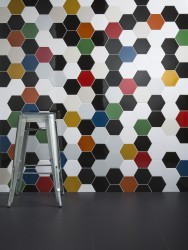 Prismatics - Select Collection - Glazed Ceramic Wall Tiles image