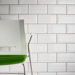 Bevel Brick - Intro Collection - Glazed Ceramic Wall Tiles image