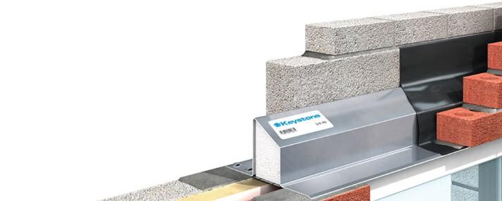 Cavity Wall Steel Lintels Standard Load Sk By Keystone