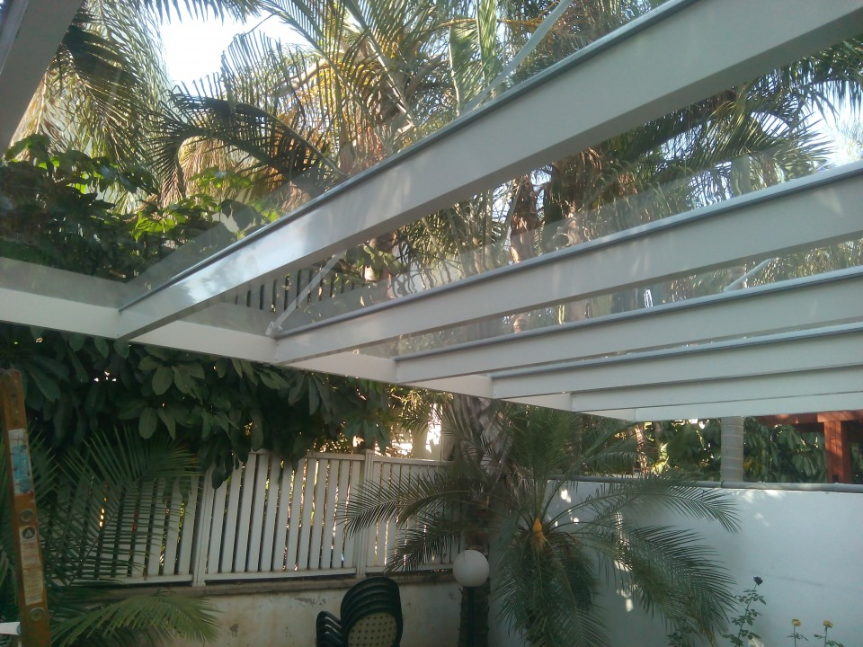 Sunglaze Solid Polycarbonate Architectural System Sheet Rooflights By Palram