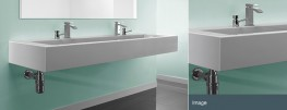 Solid Surface Washtroughs by Amwell Systems