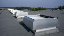 WCO can provide extract ventilation as well as allow the entry of natural daylight for most kinds of industrial and commercial buildings. Its top section provides maximum ventilation and this can also be used for emergency smoke extract ventilation, although i...