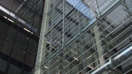 Shadoglass glass louvres - Colt UK