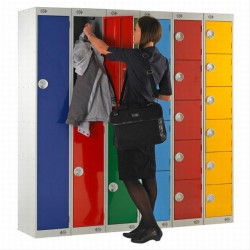 Lockers - Personnel image