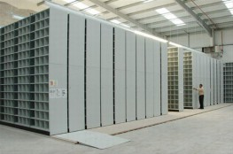 Mobile Shelving - Electric Operation image