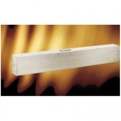 Pre-stressed lintels ensuring optimum performance and 30 minutes fire rating as standard, with a smooth, consistent colour finish....