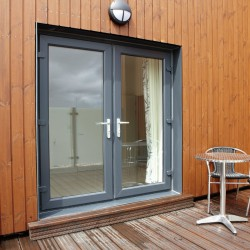 REHAU TOTAL70 FRENCH DOORS image
