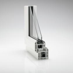 REHAU TOTAL70 CASEMENT WINDOWS - Rehau
